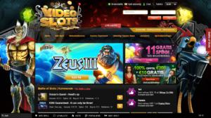 Online - Casino - VideoSlots
